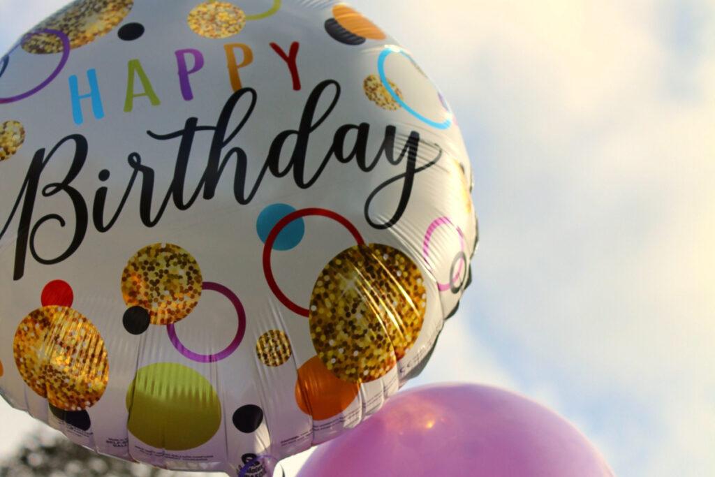 sjov fødselsdag for børn